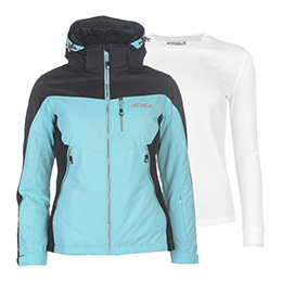 Siev. slēpošanas apģērbs