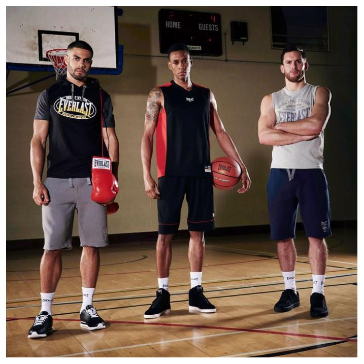 Everlast Basketbola krekls