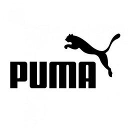 Puma fona uzlīme 8 x 4 cm