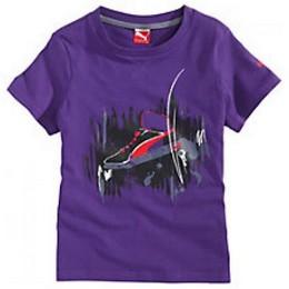 Sveķi. Puma T-krekls