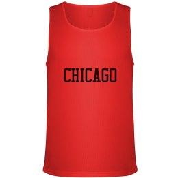 Chicago basketbola krekls
