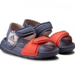 Klusums. Adidas sandales
