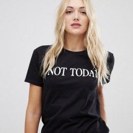 Not Šodien T-krekls