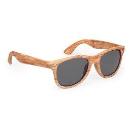 Wood saulesbrilles