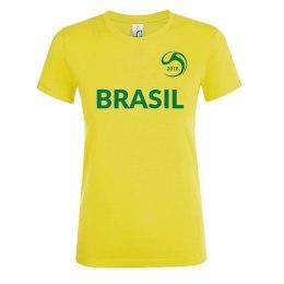 Mot. Brasil T-krekls