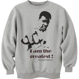 I esmu lielākais džemperis
