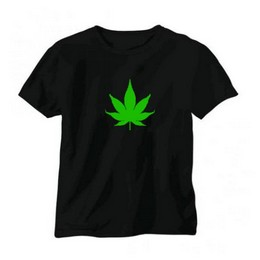 Weed t-krekls