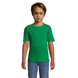 Bērns. Zaļš krekls